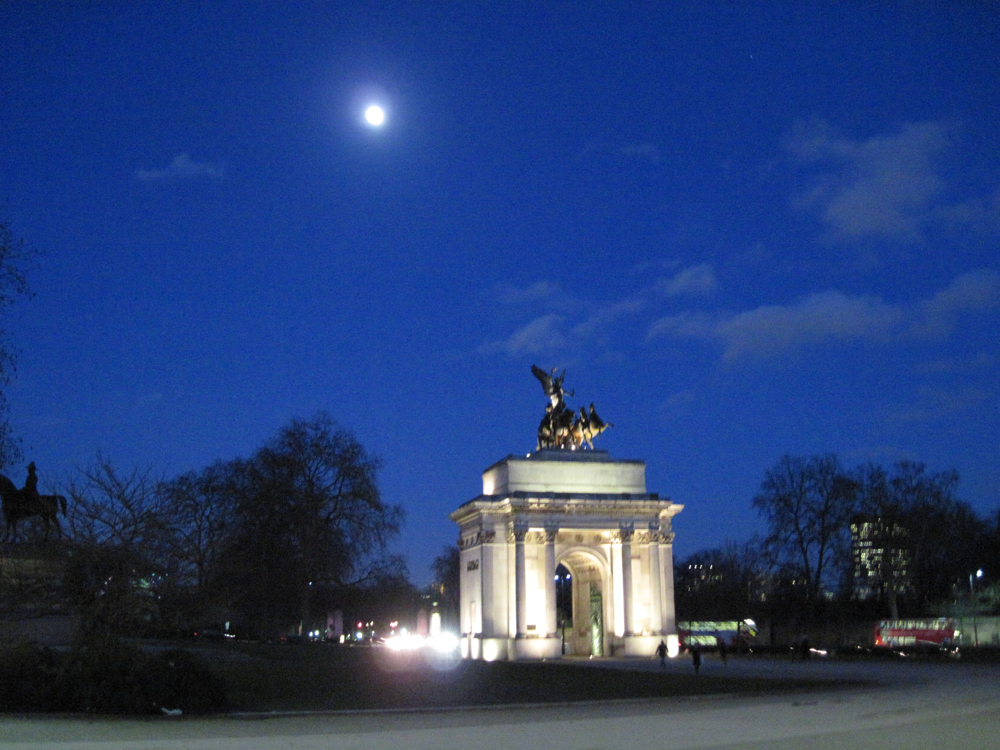 Hyde Park Monuments Monument on Hyde Park Corner