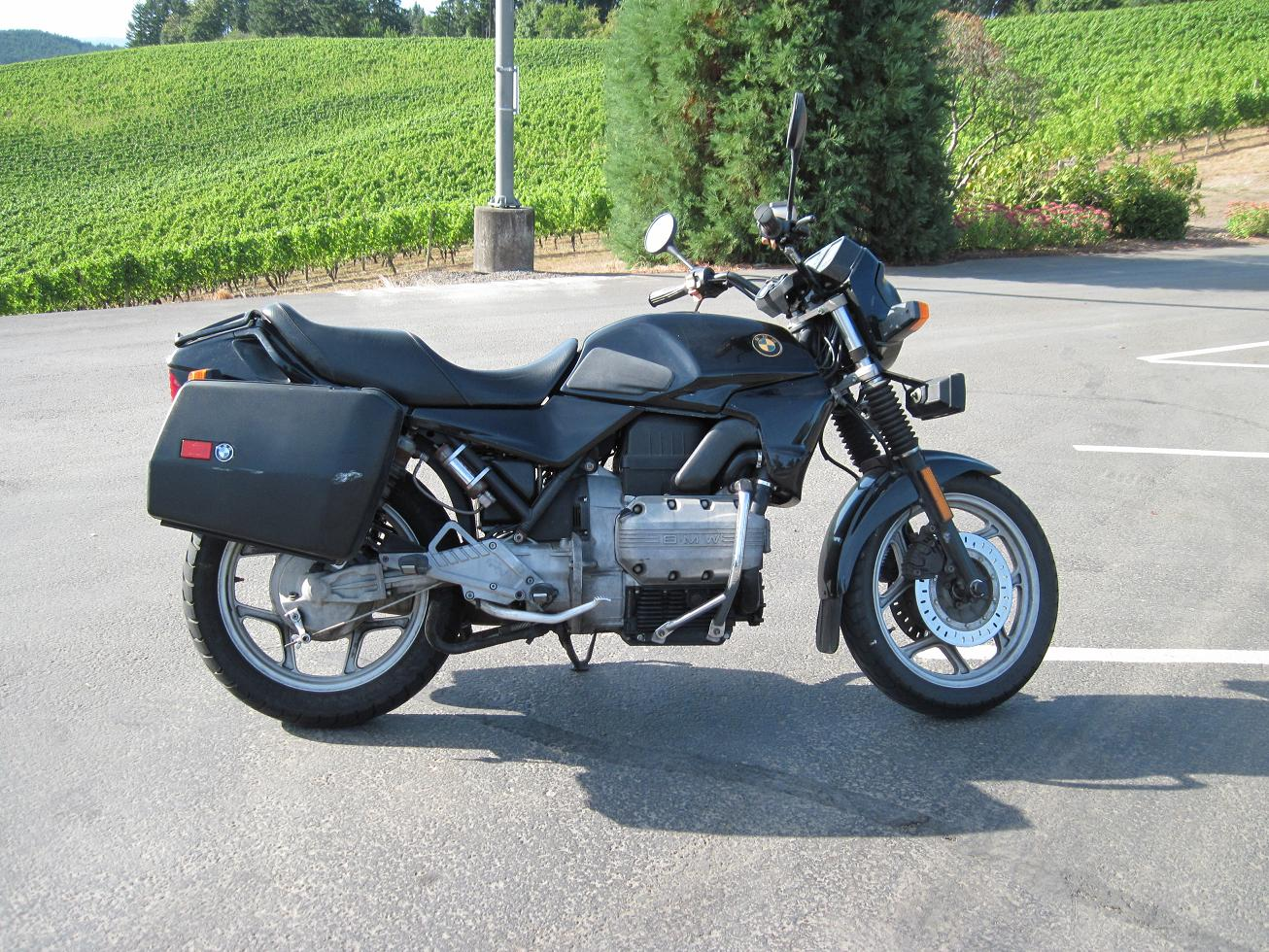 1987 Bmw K75 A Traveler S Photo Journal
