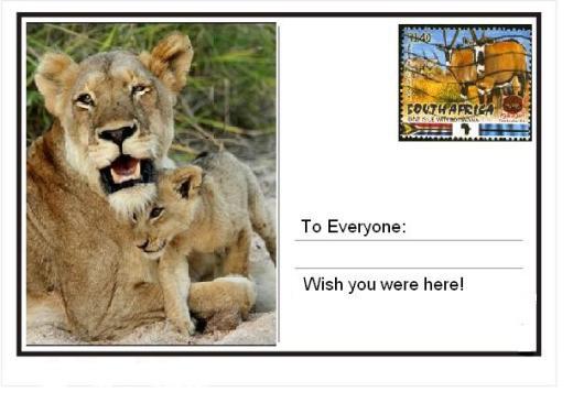 blog postcard