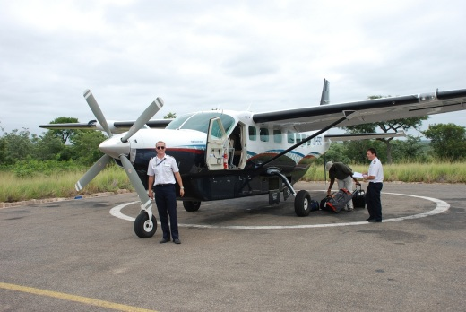 Federal Air Cessna Caravan