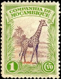 mozambique stamp