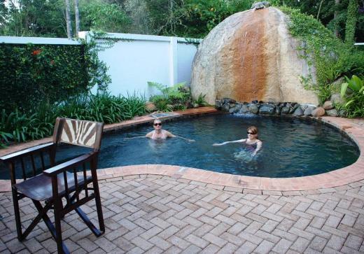 Cybele pool
