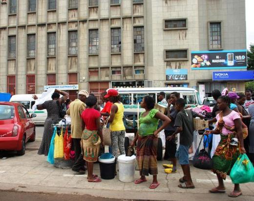 Maputo street