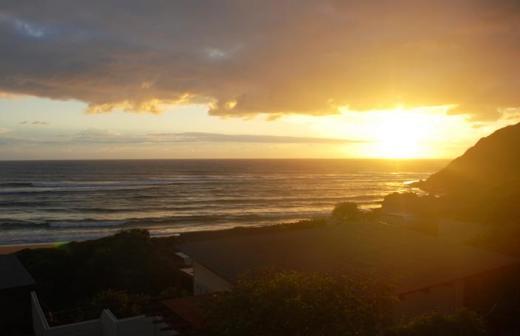 Mozambique sunrise March 4th