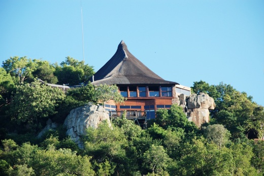 Ulusaba, Sir Richard Branson's lodge in the Sabi Sand