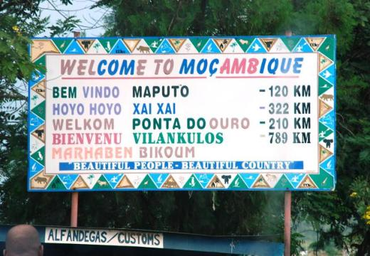 Welcome to Mazambique
