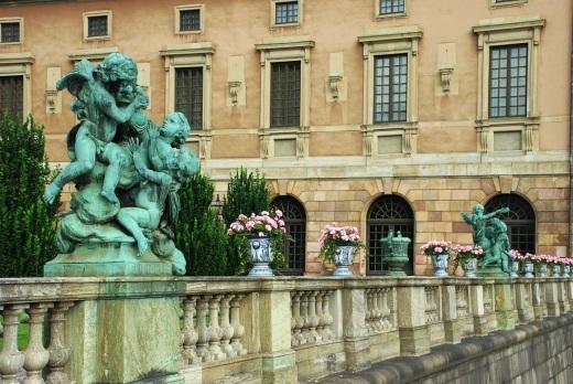 royral palace garden