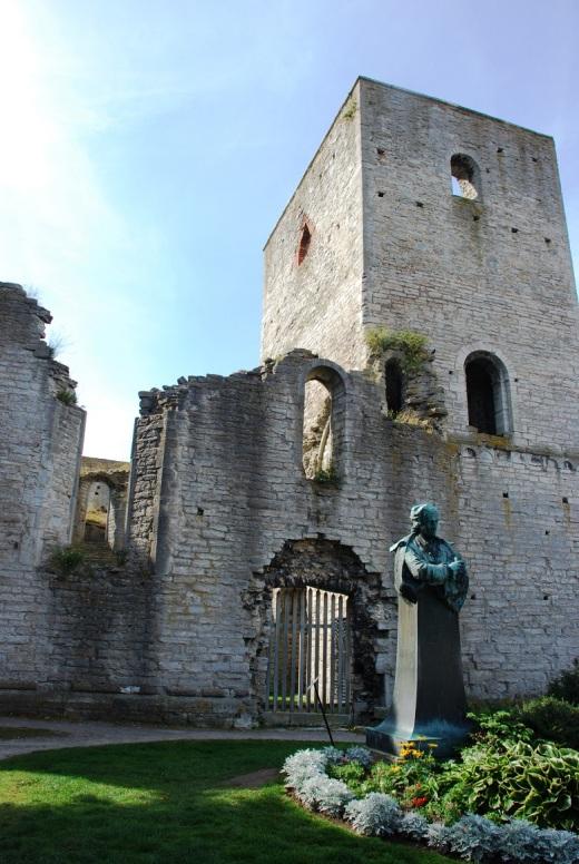 St Clemens ruin