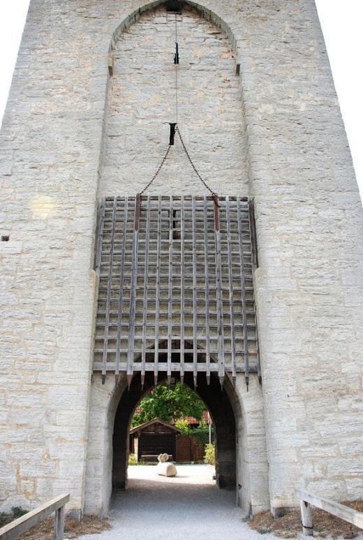 visby gate