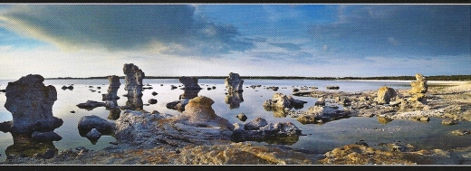 limestone stacks