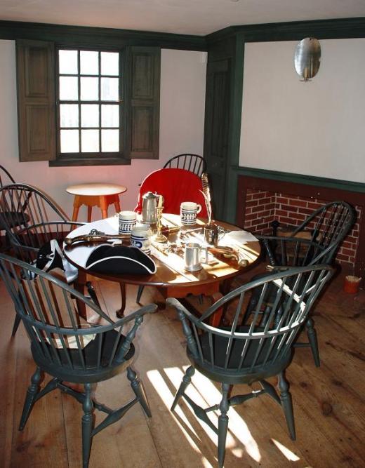 Pitt Tavern.