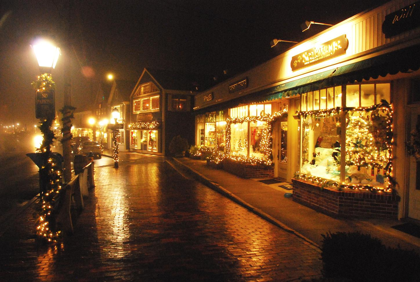 Christmas Prelude 2013, Kennebunkport, Maine | A Traveler's Photo Journal