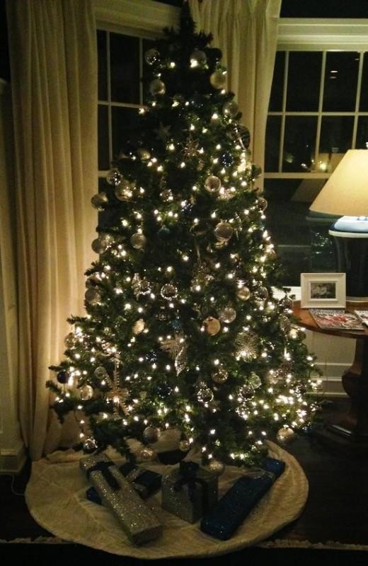 The Kennebunkport Inn Christmas tree