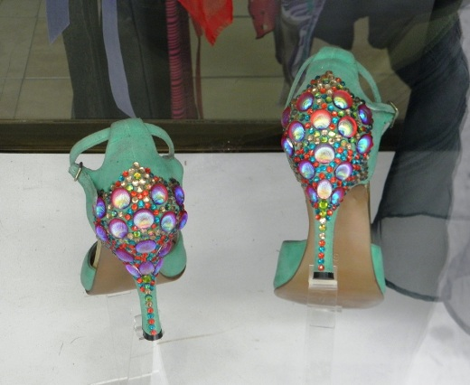 Beautiful shoes, 1700 Argentine Pesos