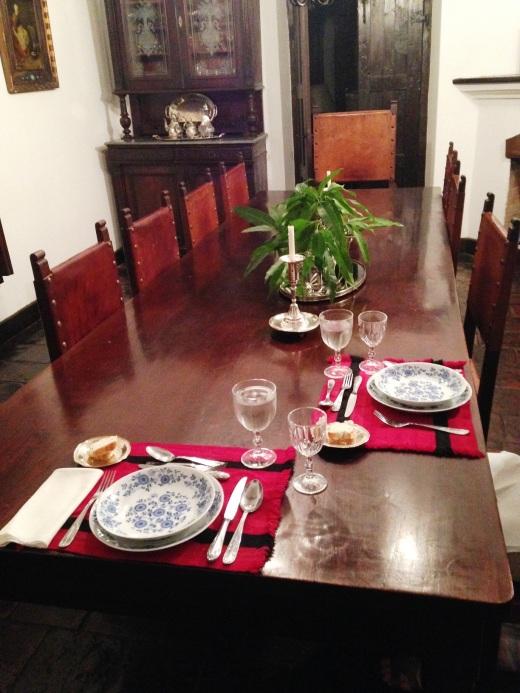 dining room tab le