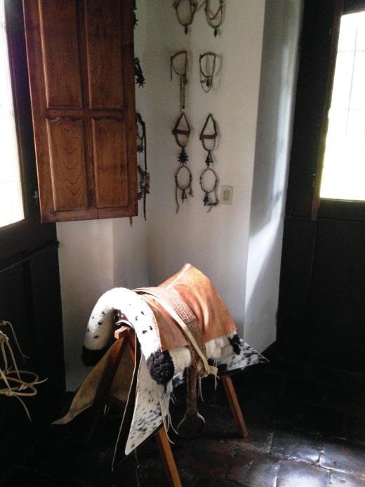 El Bordo saddle