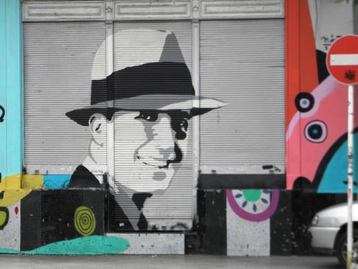Carlos Gardel art