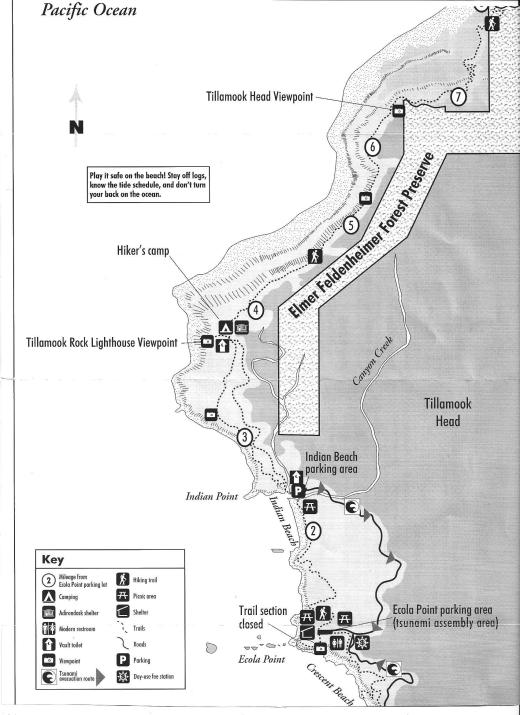 Indian beach map 002