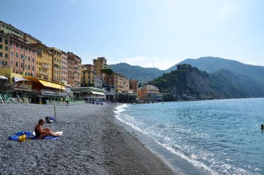 Camogli beach (2)