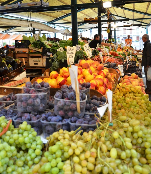 Rialto open air market