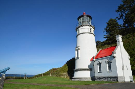 The Heceta Lighthouse