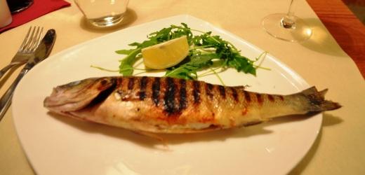 Sea Bass Venetian sytle