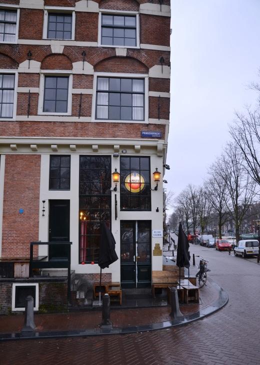 Oldest pub exterior