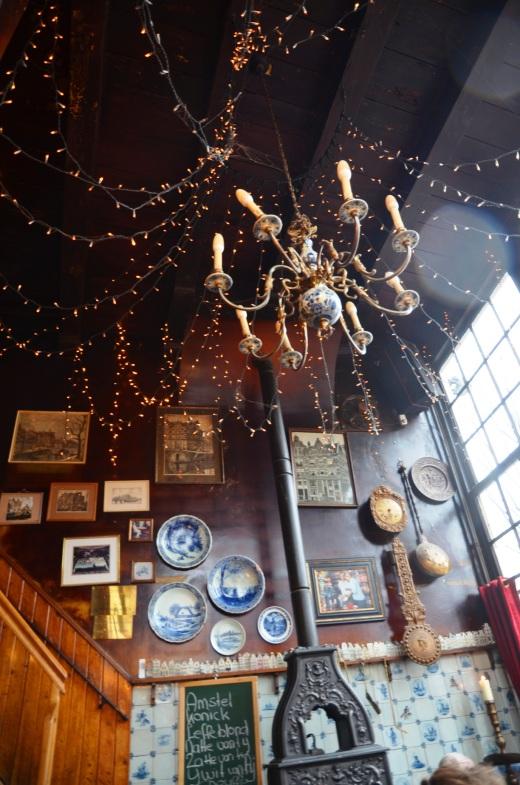 Oldest pub interior