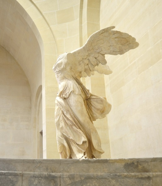 My all time favorite, The Winged Victory of Samothrace