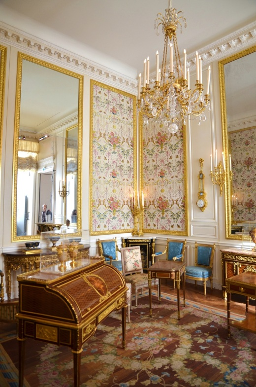Marie Antoinette's furniture