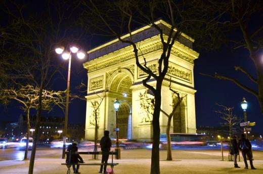 Arc de Triompne