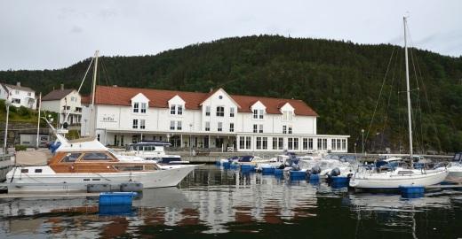 The Fjordhotel in Sand