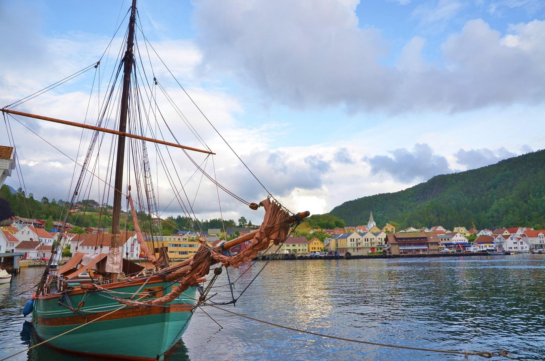 Sand, Norway