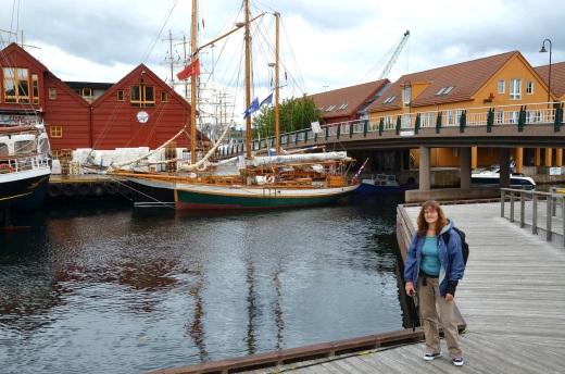 Becky in Kristiansand