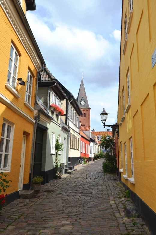 A street in Aalborg