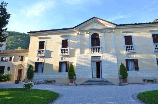 The Villa Barberina