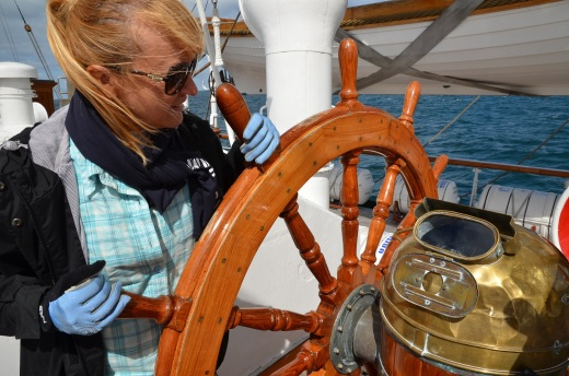 L at helm