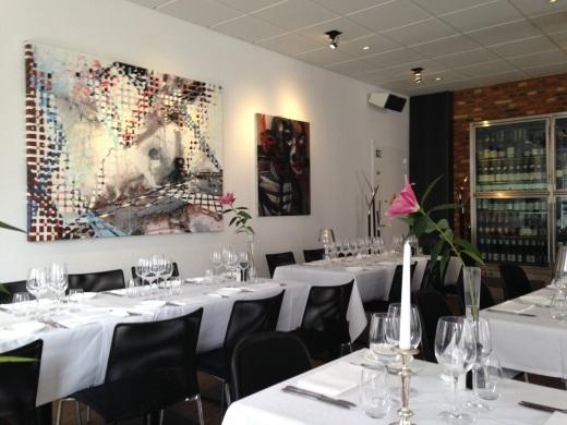 Morten's Kro restaurant in Aalborg, Denmark