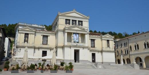 Piazza Cima in Conegliano