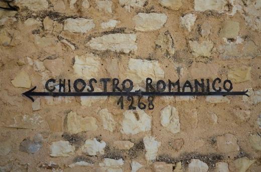 Romanesque Cloister 1268