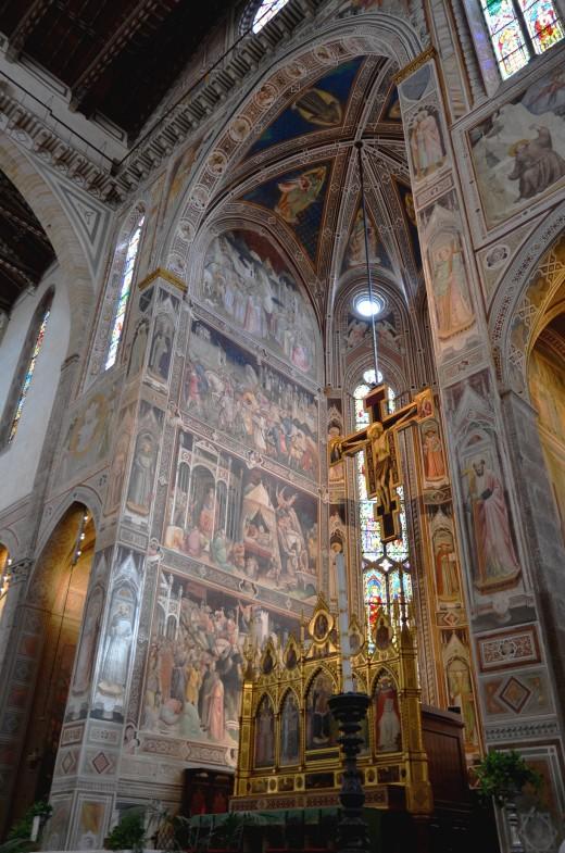 Santa Croce altar
