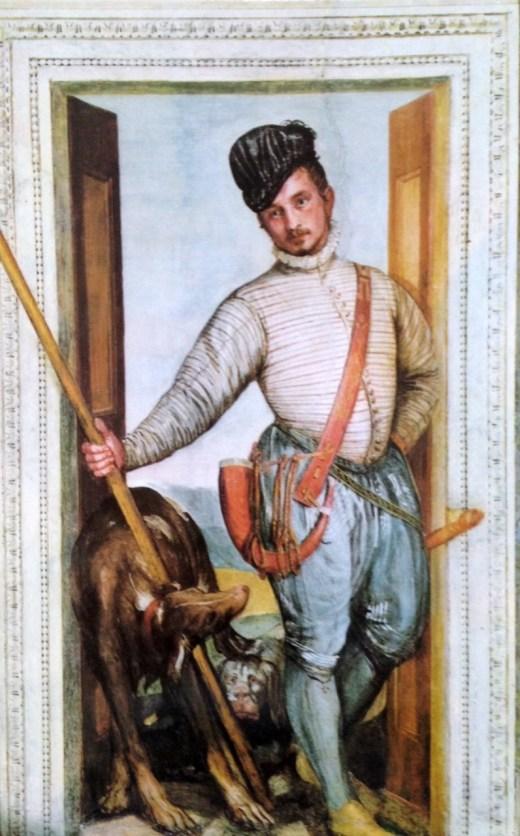 Presunto Autoritratto by Paolo Veronese