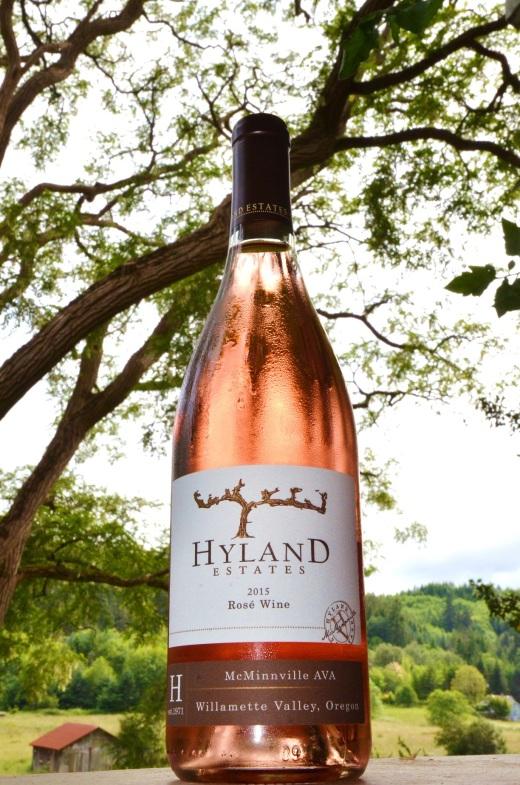 Hyland rose