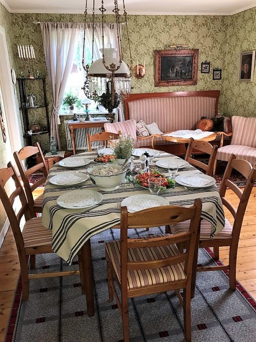 Mykolholt dining room
