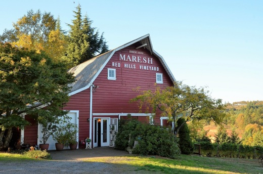 Maresh barn