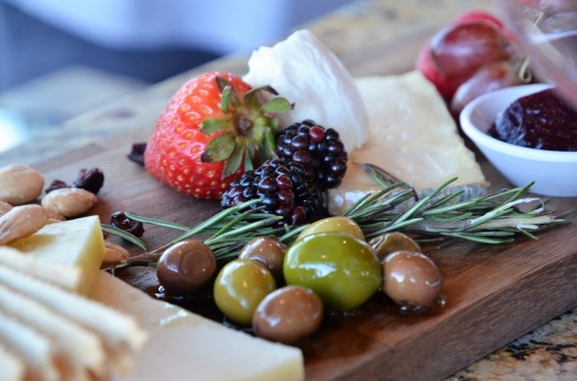Stoller cheese plate